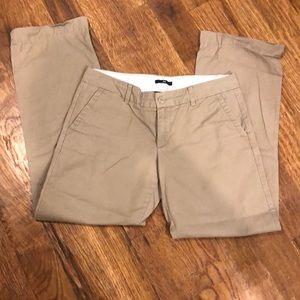 GAP Pants - Gap Khaki Pants size 4P